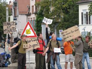 Trampstelle Freiburg